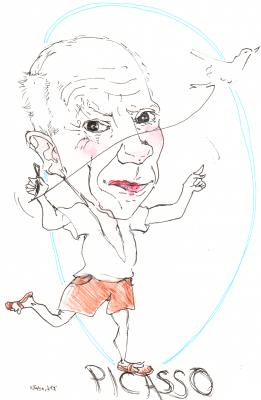 image karikatur-picasso-png
