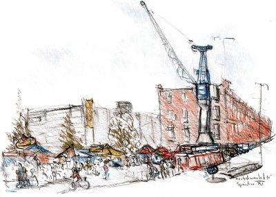 Bild bremen-zeichnung-markt-hafen-102-jpg