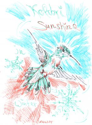 Bild tierzeichnung-kolibri-png